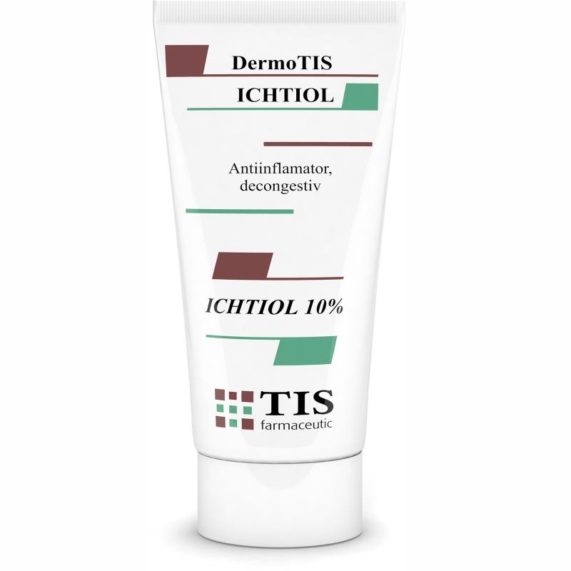 DermoTIS Ichthammol OINTMENT – Tis farmaceutic