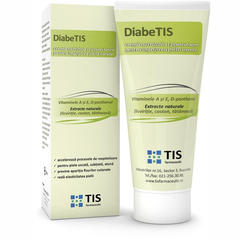 diabetis nourishing protective cream tis farmaceutic