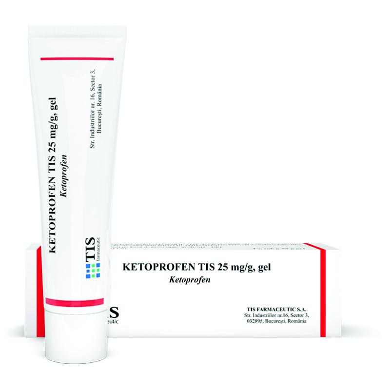 dureri articulare ketoprofen